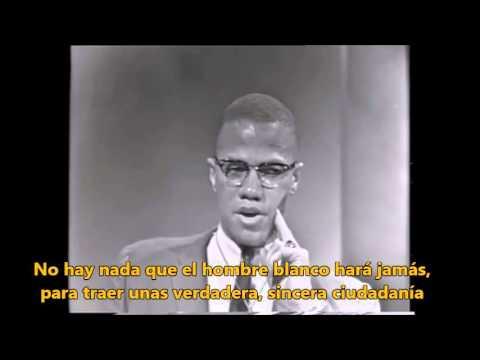 Malcolm X Sobre Martin Luther King Y El Movimiento Por Derechos Civiles (sub Español)