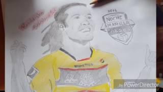 Ronaldinho Gaucho----🔥🔥🔥🔥 (Dibujo)
