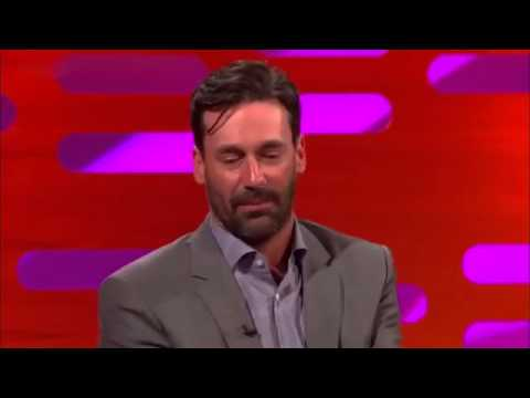 The Graham Norton Show 2012 Part 2 S11x08 Jon Hamm, Charlize Theron, Steve Coogan YouTube