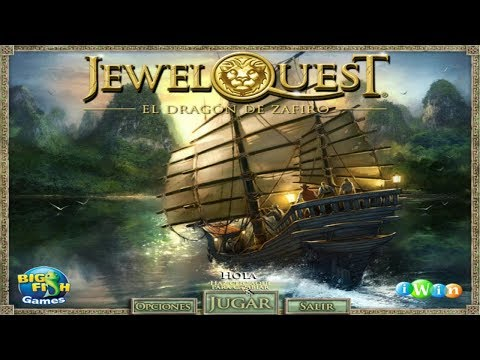 Jewel Quest -El dragon de zafiro  (PC GAME)