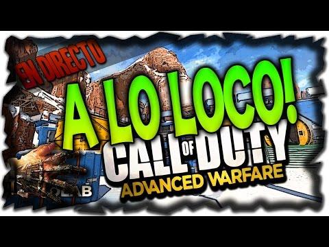 """En directo y a lo loco """"Advanced Warfare"""""""