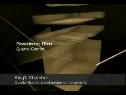 Great Pyramid 3D Electromagnetic Power Plant Walkthrough