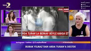2. Sayfa: Arda Turan Berkay kavgasında yeni gelişme!