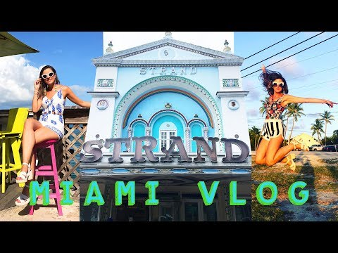 VLOG + LOOKBOOK Miami! [Parte 2: Key West + Miami Downtown] | Wonderland Drawings