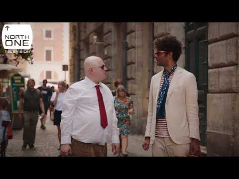 Matt Lucas & Richard Ayoade in Rome - Travel Man: 48hrs in...