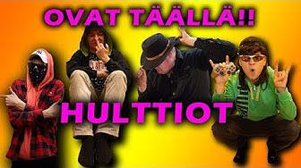 #HULTTIOT JAKSO 1 ITSEPALVELU PÄRINÄRAVINTOLA