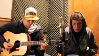 Alex Clare- Too Close RAP/Acoustic Cover