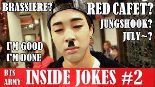 Bts - Army Inside Jokes #2  Only Bts Stan Understand Xd