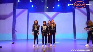 Download Cosmostars - Show must go on | Летний отчётный концерт 2019 | Dance Studio Focus Mp3 and Videos