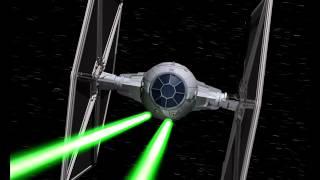 Video Star Wars Tie fighter blaster sound effect download MP3, 3GP, MP4, WEBM, AVI, FLV Agustus 2018