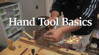 44 - Hand Tool Basics With Kaleo Kala