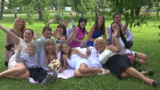 Ольга + Александр = Свадьба 27 07 2013 Омск