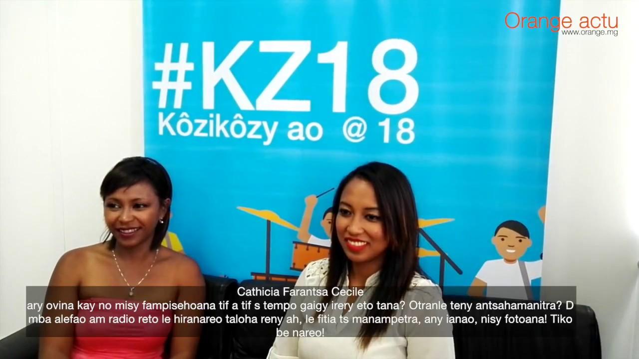 KZ18 épisode 7 : Tif A Tif - Gasy net - Vidéo clip