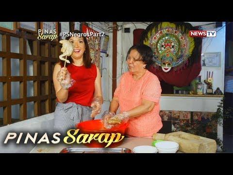 Pinas Sarap: Kara David, natutong gumawa ng orihinal na Chicken Inasal sa Bacolod!