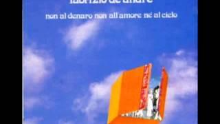 Fabrizio De André - Un Malato di Cuore