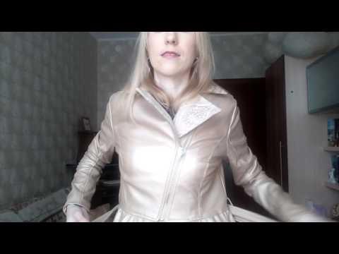 Куртка из эко-кожи Дольче Вита Faberlic