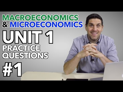 macro exam 2 questions Ace practice tests part i: introduction to the price system chapter 1: economics: the world around you test 1 test 1 test 2.