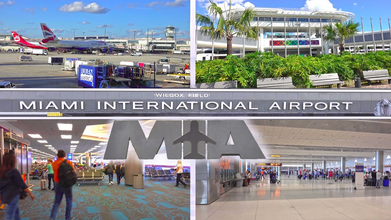 miami (mia) international airport | florida