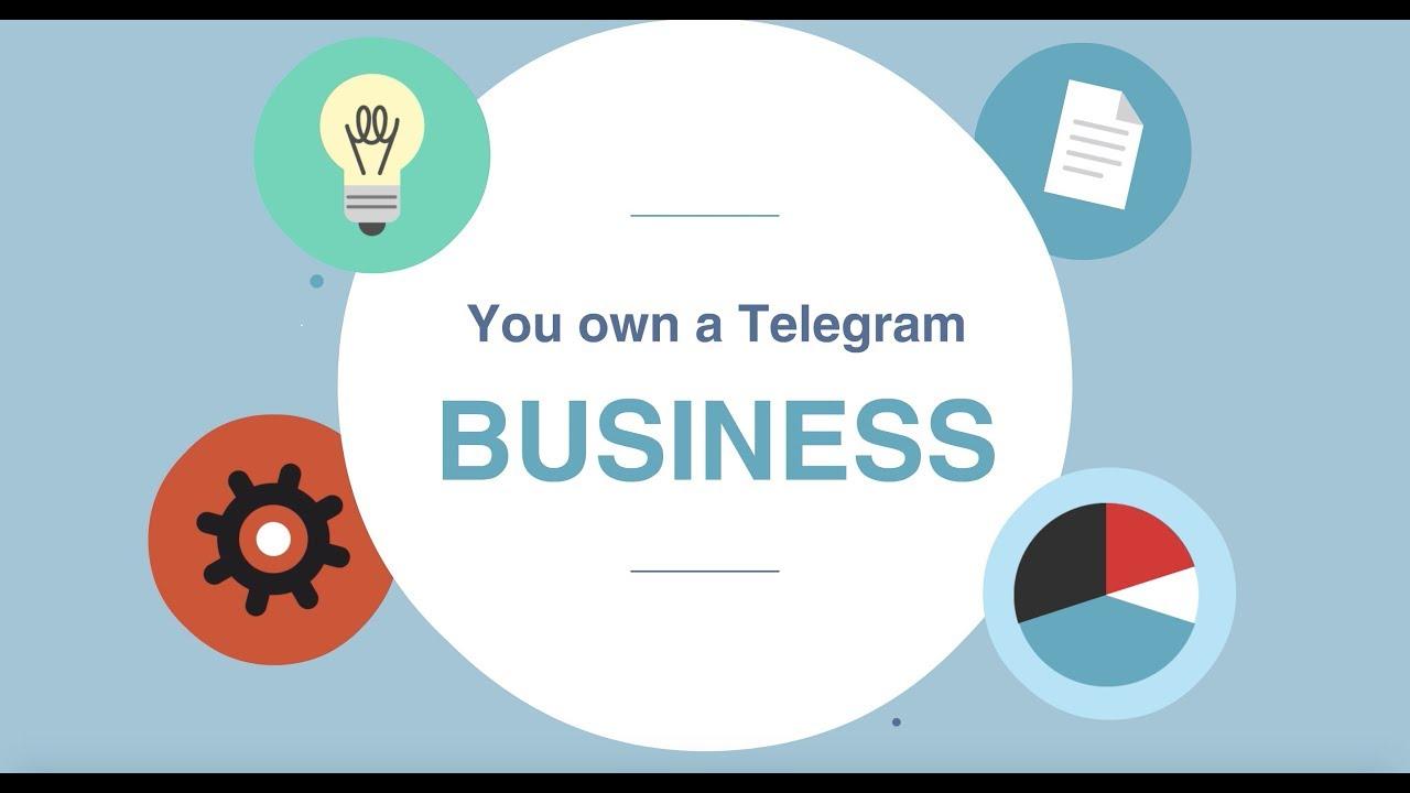 Marketing telegram channel