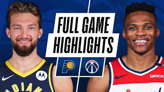 Game Recap: Wizards 132, Pacers 124