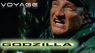 Fishing Boats Attacked By Godzilla | Godzilla | Voyage