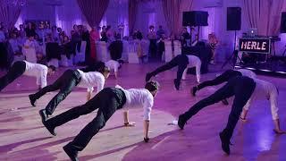 Best Surprise Groomsmen Dance Choreography