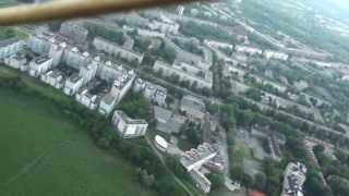 Motolotnią z Pobiednika na Czyżyny Kraków Nowa Huta - 28.06.2013