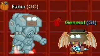 BIGGEST ILLEGAL WORLD TRADE IN GROWTOPİA HISTORY [World For Legendary Robot account] (Selling