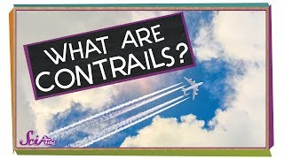 Why do Planes Leave White Streaks in the Sky?