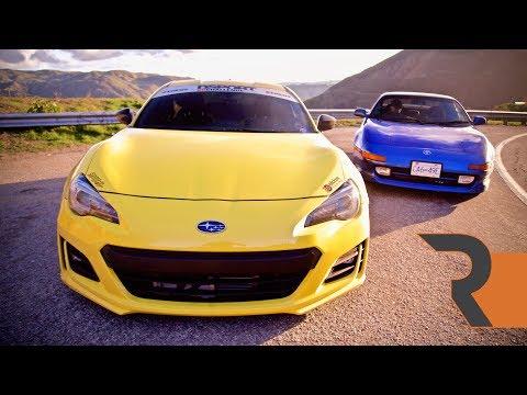 turbocharged-hks-subaru-brz-vs.-jdm-toyota-mr2-gt-s-turbo-|-budget-boost-battle!