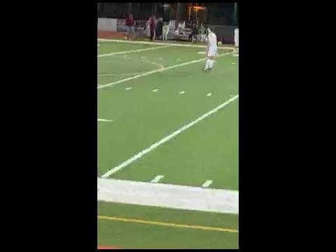 Calaveras high school vs Sonora soccer match