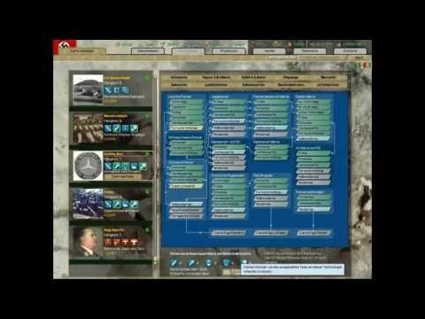 RE Lets Play Hearts of Iron II Arsenal of Democracy Deutsch Teil 57