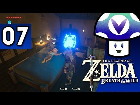 [Vinesauce] Vinny - Zelda: Breath of the Wild (part 7)