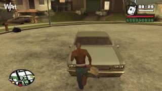 GTA San Andreas  Как сделать бессмертную машину