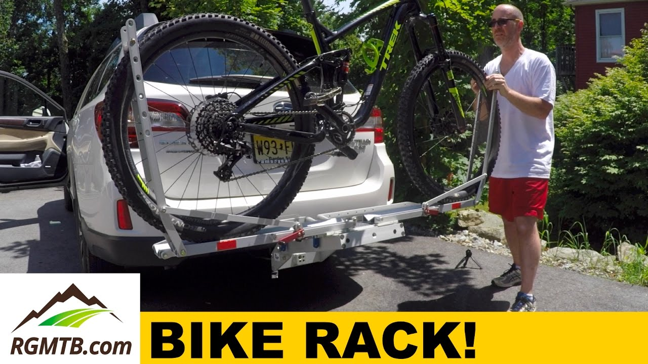 How To Use A Bike Rack On A Car