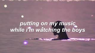 music to watch boys to // lana del rey
