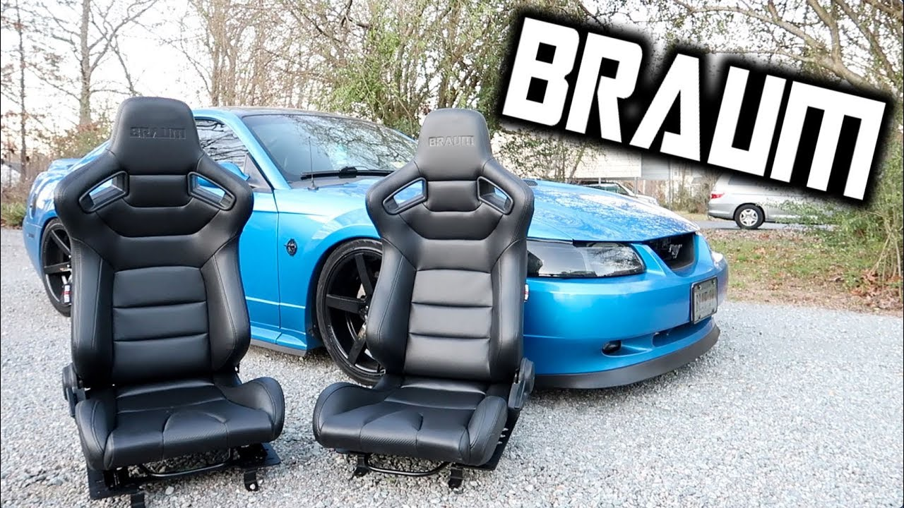 Re Do Blue Braum Racing Seats Episode 45