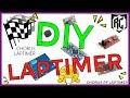 DIY: Chorus RF | RC/Drone LAPTIMER | háztelo tu mismo!