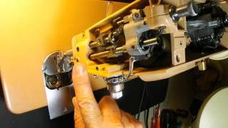singer model 403a a look inside with covers off