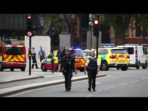 شاهد: لحظة صدم مشاة بسيارة في لندن والشرطة تقبض على المتهم…  - نشر قبل 1 ساعة