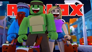 ROBLOX TRICK OR TREAT GONE BAD!