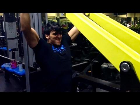 VLOG 110 - ها علاش التركيز مع العضلة كايدير فرق كبير | Back/Biceps Workout