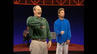 Hey You Down There (flying a light plane) - Whose Line UK