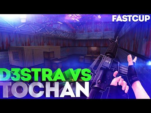 CS 1.6   D3stra VS TOCHAN ( TOP 1 )   New Fastcup 5x5   NUKE