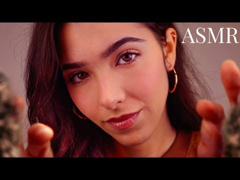 ASMR Softest Sounds to Make You Sleep (Ear-to-Ear Echos, Fluffy Ears, Pillow sounds, Hand Movements)