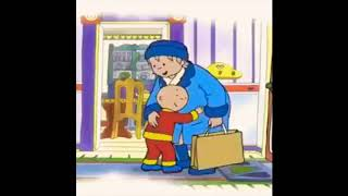 Caillou gives grandma a hand job😂😂
