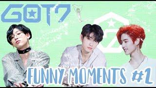 GOT7 Funny Moments #2
