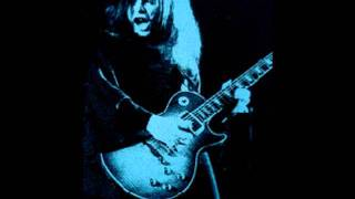 Paul Kossoff with Back Street Crawler ... Bird song Blues