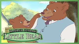 Little Bear | Magic Lemonade / Silly Billy / Good Night Little Bear - Ep. 56