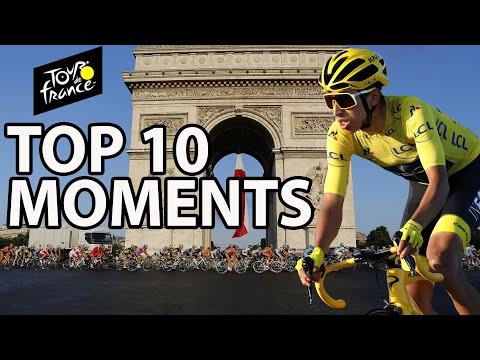 Tour De France 2019: Top 10 Moments | NBC Sports